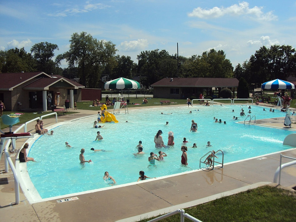 city of edgerton city pool