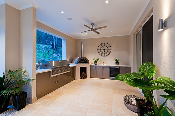 Tma kitchen design tony warren from adelaide south for Outdoor kitchen designs australia