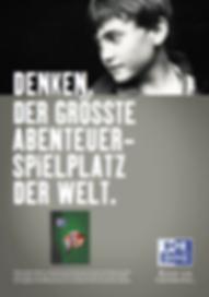Christoph Sinemus entwickelt Werbekampagnen für OXFORD