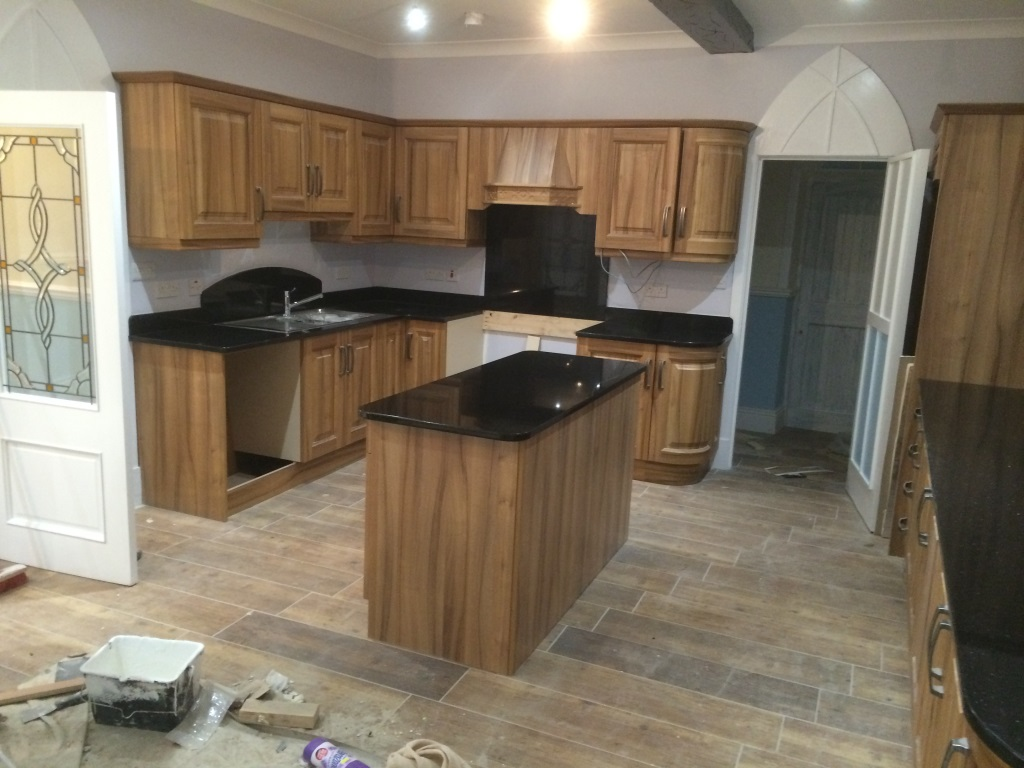 Kitchen Granite Worktop Recent Install Of Stargate Granite Worktop In A Refurbished Church