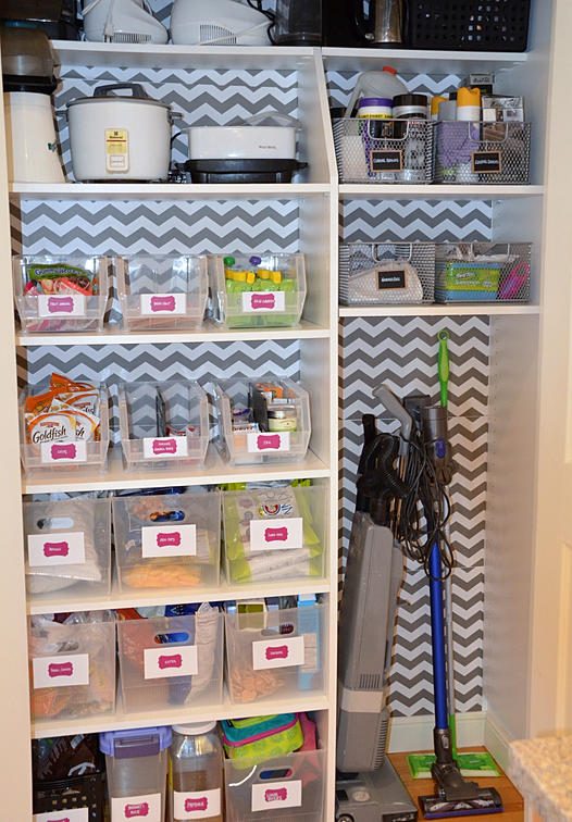 Neat Little Nest: #Kitchen #Pantry #Organize #Labels