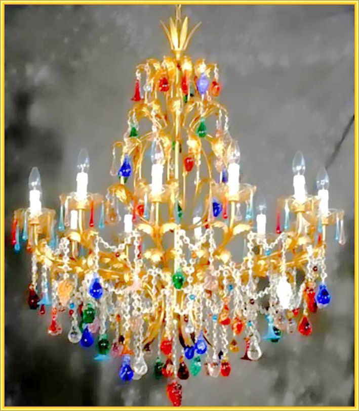 Murano Glass Fruit Chandelier Chandeliers Design – Fruit Chandelier