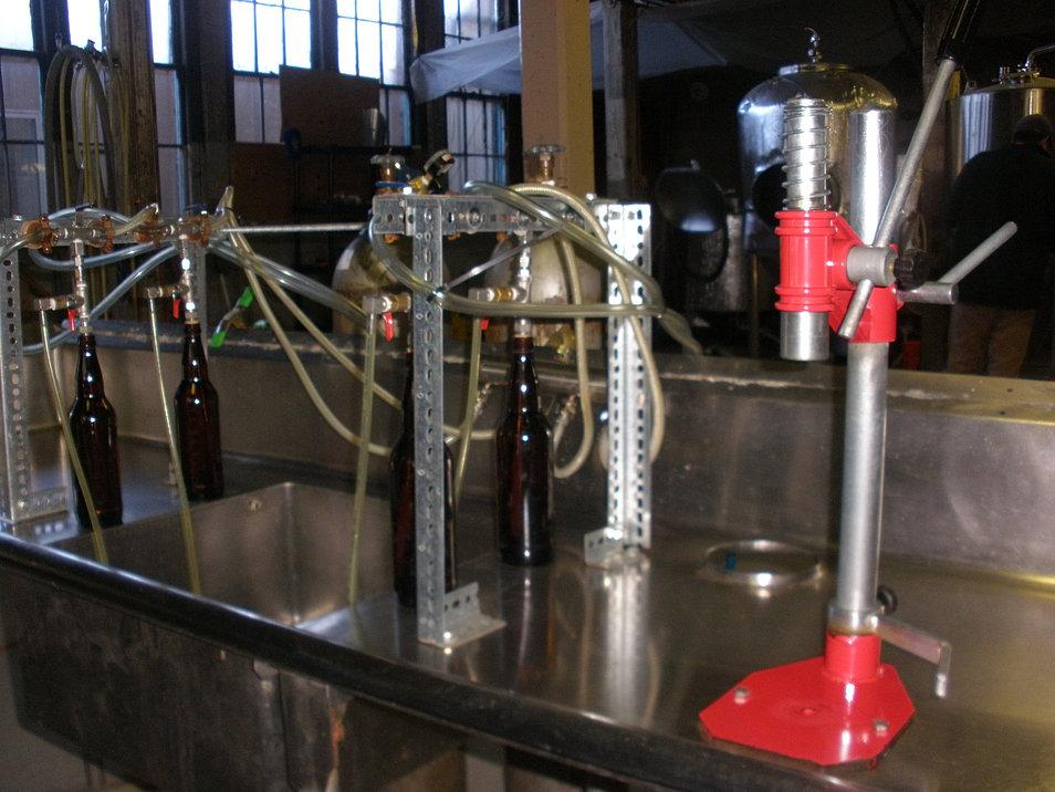 4 Bottle Filler