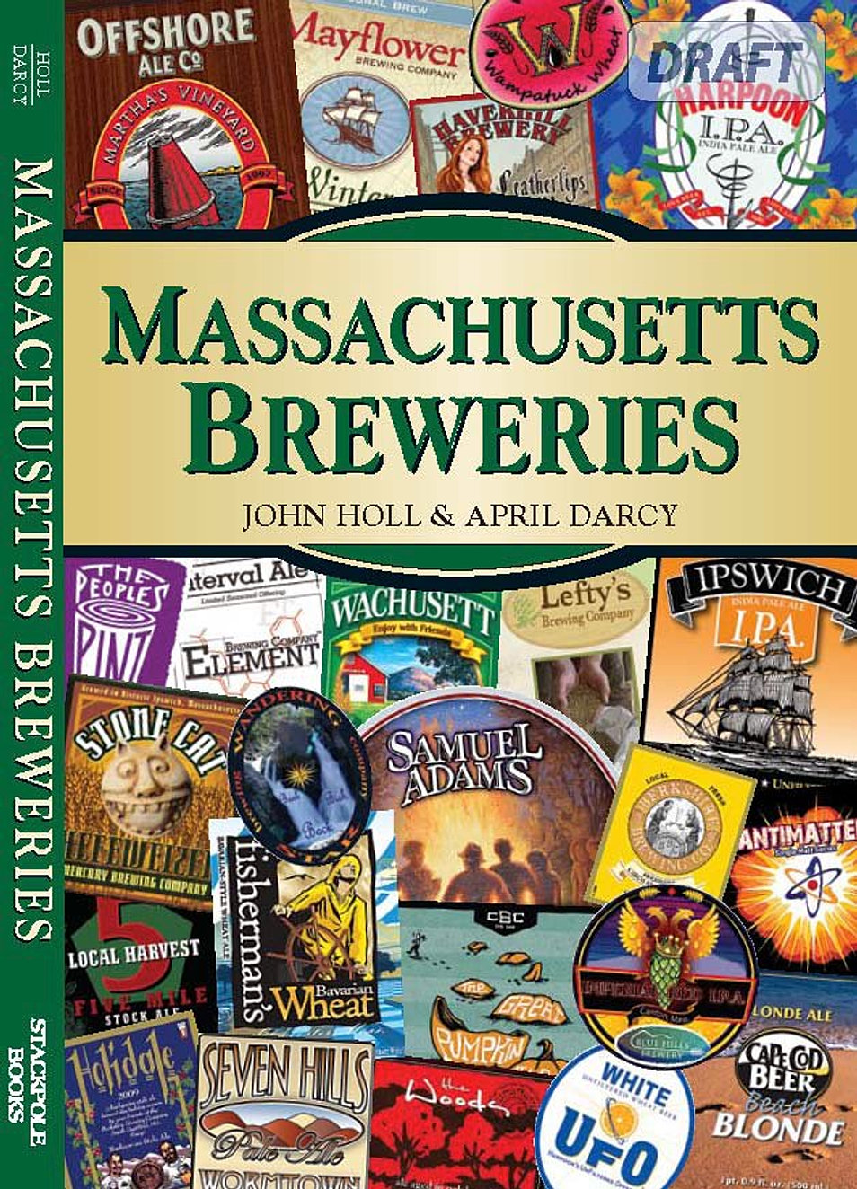 Massachusetts Breweries Book