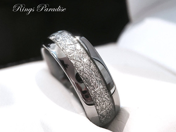 His And Her Tungsten Wedding Bands 26 Cool