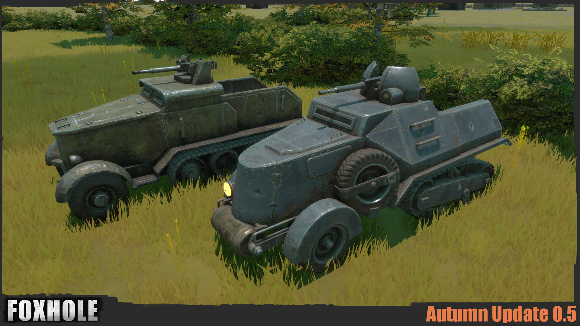 foxhole 0 5 release notes foxhole persistent war mmo