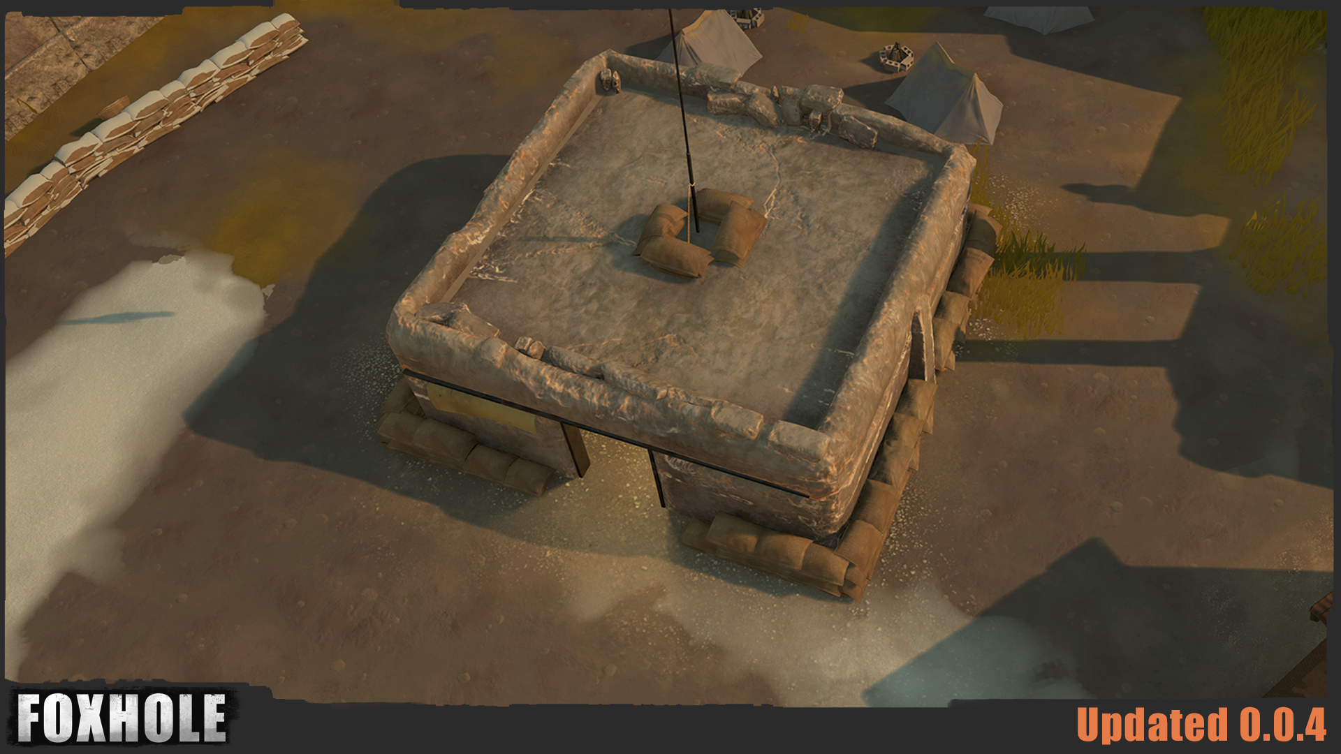 foxhole 0 0 4 released foxhole persistent war mmo