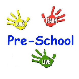 Pre-School Love Learn Live logo