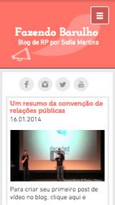 Blog de Relações Públicas