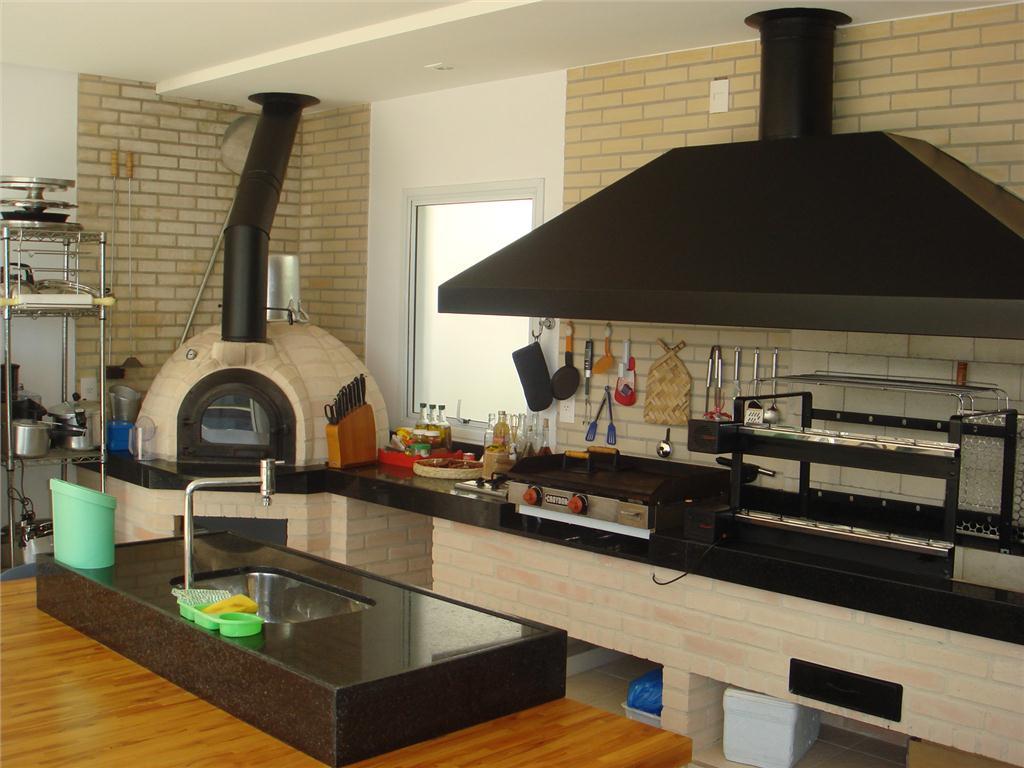 Cozinha Planejada Com Fogo A Lenha Good Cozinha Planejada Com Fogo