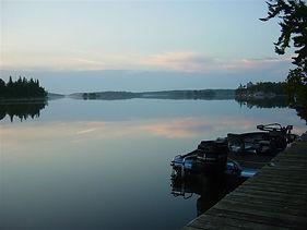 Pine Ridge Cabin Dock.JPG