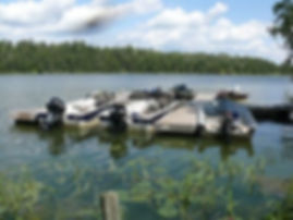 Rental Boat Dock