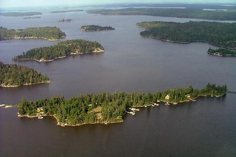 Spruce Island Camp