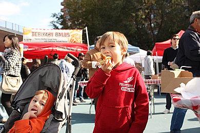 Grub Street Food Festival!