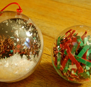 Crafty Ornaments On The Cheap