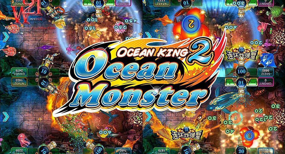 online casino ocean king