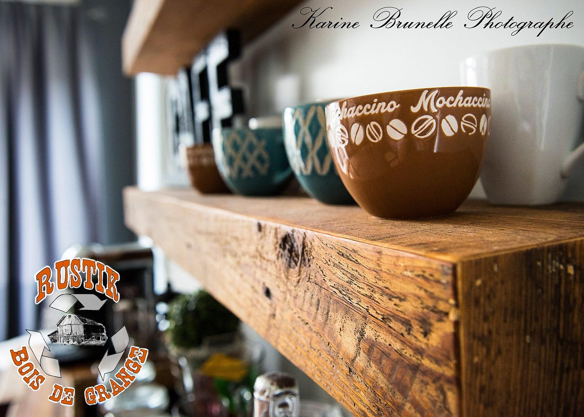Nos réalisations rustik bois de grange