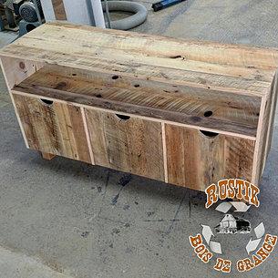17477 for Meuble avec bois de grange
