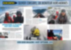 Article Hors-Bord Magazine OLM Perfectionnement Mer Formée 2019