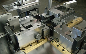 Special Purpose Clench Tooling and Jigs