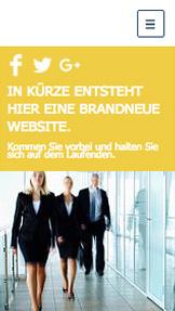 Website - In Kürze verfügbar