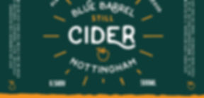 Loca Nottingham cider from Sherwood