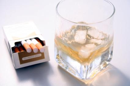 Le complot sur les cigarettes cesser de fumer