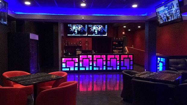 Fuego hookah lounge - Shisha bar lounge mobel ...