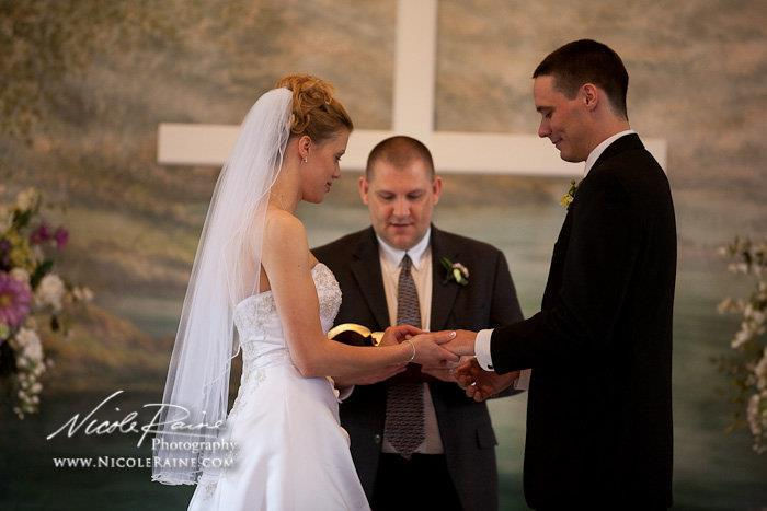 Seattle Wedding Pastor Dustin Largent Wixcom