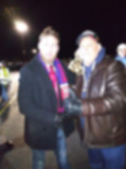 outside with supporter trump scarf.jpg