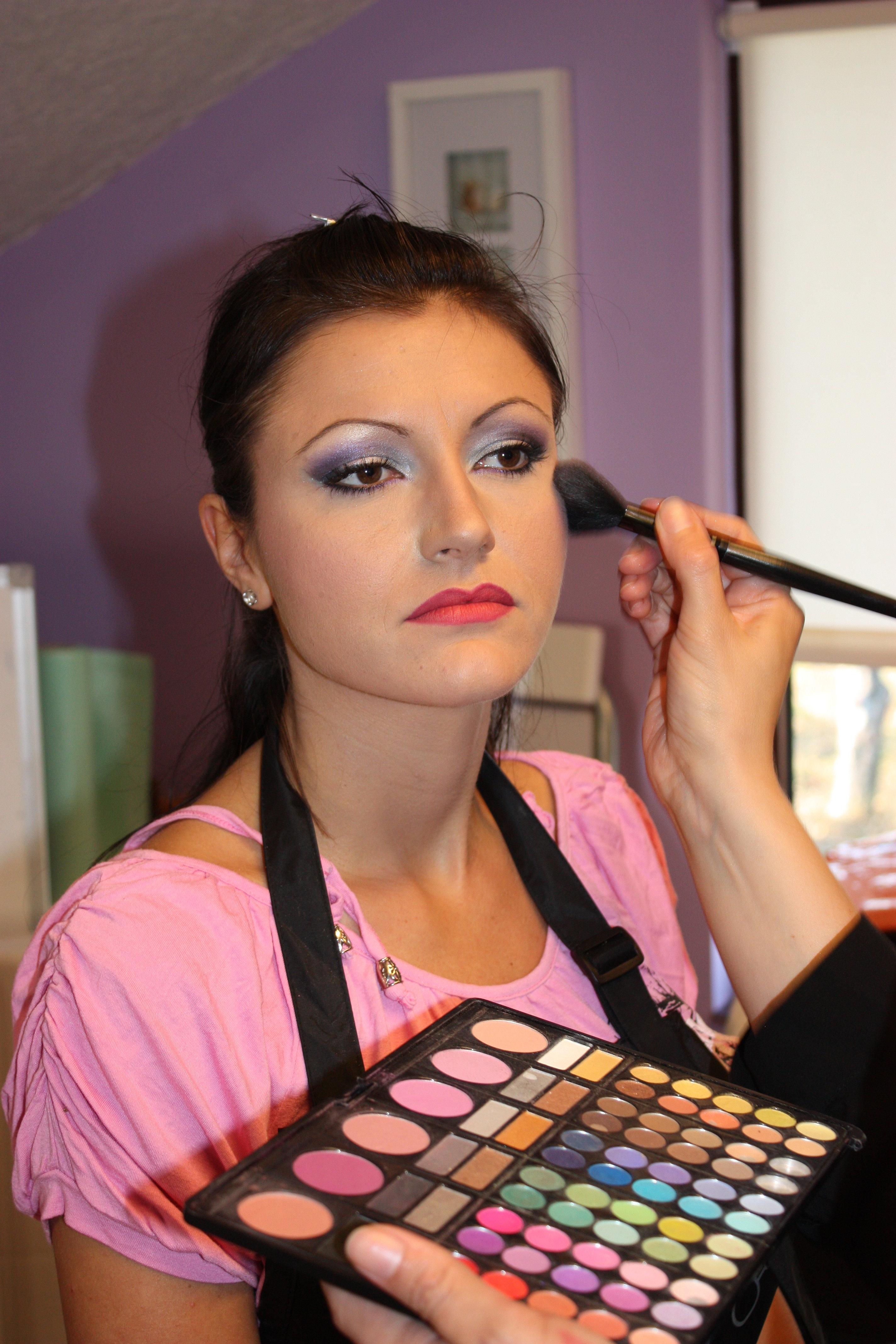 Make up com