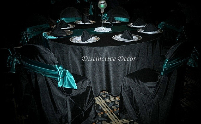 Distinctive Decor Rentals For All Your Parties & Events | Black