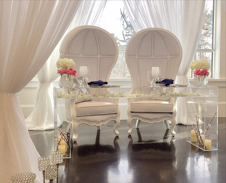 Rent wedding decorations boston