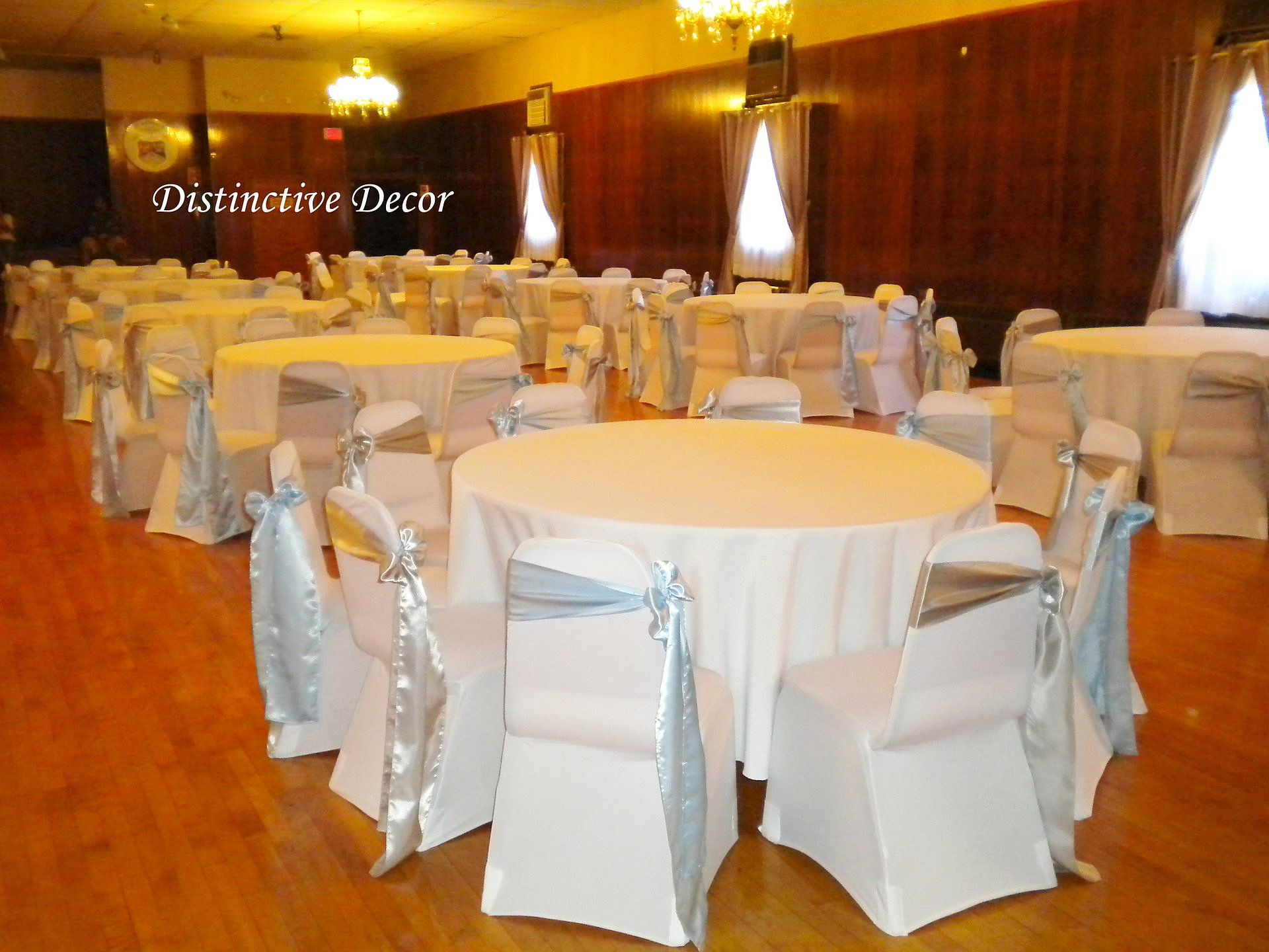 Distinctive Decor Rentals Celebrity Events Home Stretch Chair Covers