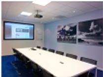 Møterom og presentasjon