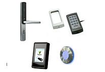 Adgangskontroll, lås og Porttelefon