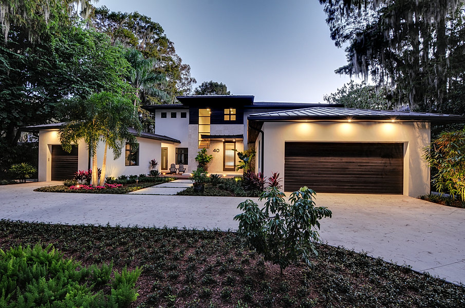 exceptional modern florida homes #10: Florida modern home builders
