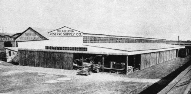 Philadelphia Reserve Supply Company circa 1930