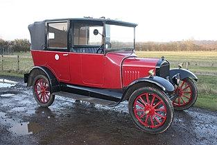1921 Cabriolet