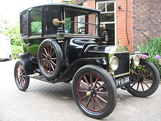 1915 Centre door