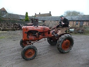 1952 Tractor