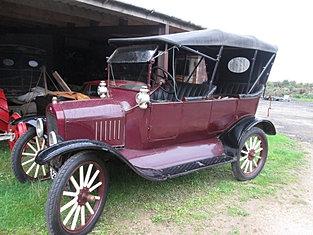1920 LHD Tourer