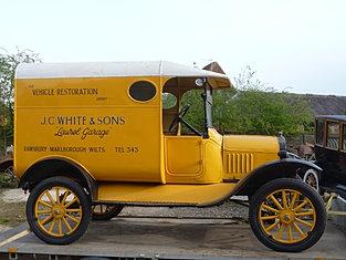 1923 7cwt Van