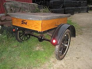 Model T Ford Trailer