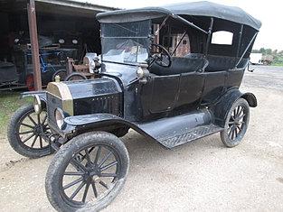 1916 LHD Tourer