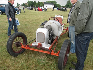 1920s Rajo Dirt Track Racer