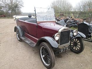 1926 cammionette