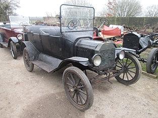 1916 Brass Tourer