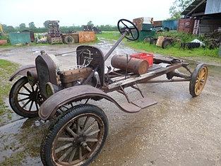 1919 Ton truck