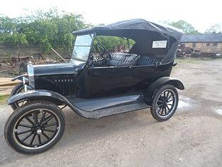 1924 Tourer